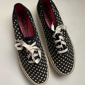 Keds Polka Dot Sneakers